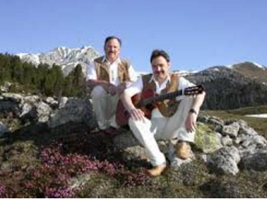 Arno & Aldo - Val Muestair Switzerland