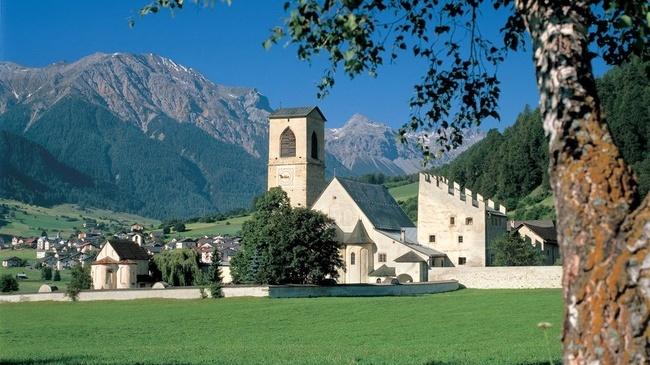 Val Muestair Switzerland